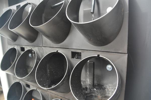 Detailaufnahme Bewässerungskreislauf